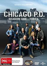 Chicago PD P.D : Seasons 1 - 3 : NEW DVD