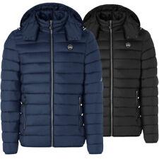 Piumino uomo TWIG Winter Jacket L201 cappuccio giubbotto giacca invernale