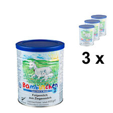 Bambinchen 2 - Babynahrung 7 bis 12 Monate 3x400g