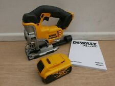BRAND NEW DEWALT XR 18V DCS331 BARE UNIT JIGSAW + DCB184 5 AH BATTERY