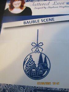 Bauble Scene Cutting Die