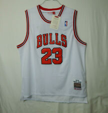 NWT Michael Jordan Chicago Bulls NBA Basketball Jersey Mitchell Ness 2XL XXL