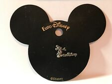 RARE PINS DISNEY MICKEY MOUSE EURODISNEY DISNEYLAND PARIS