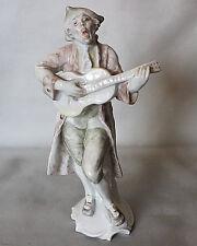 Rosenthal Figur Nr 5040 Gittarist Himmelstoss