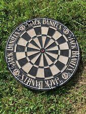 More details for jack daniels promotional advertising old no.7 dartboard home bar