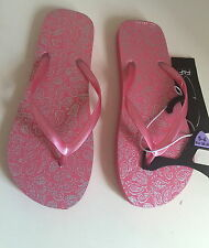 Women's Flip Flops - F & F  -UK 5-6 NEW