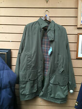 Jack Orton Large Green Waterproof Jacket