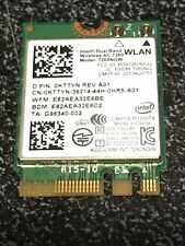 Intel 7260NGW Dual Band Wifi Bluetooth 4.0 Wireless PCI-E Card 802.11abgn/ac