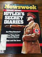 NEWSWEEK Magazine, May 2, 1983, HITLER'S SECRET DIARIES, RETURN OF THE JEDI!