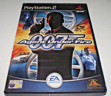 007 Agent Under Fire PS2 PAL *Complete*