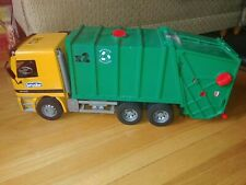 Bruder MB Actros Mercedes Benz Garbage Recycling Truck 4143 Furth Germany