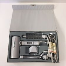 Norelco Satin 1200 Convertible Hair Dryer Curling Iron Brush S-2286 - Vintage