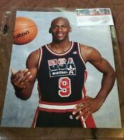 Michael Jordan Chicago Bulls Signed Autographed 8x10 Photo with COA