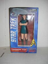 Diamond Select Toys Femme Fatales Star Trek Deanna Troi PVC Statue MIB TNG