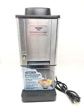 Waring Pro IC70 Professional Ice Crusher Machine Stainless Steel Tested Working