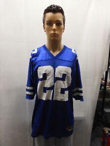 Vintage Emmitt Smith Dallas Cowboys Nike Jersey L NFL