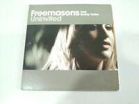 Freemasons Uninvited Feat Bailey Tzuke 2007 - Single CD