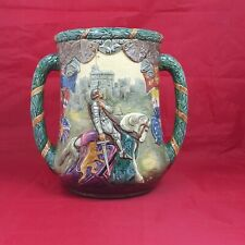 More details for royal doulton king george v and queen mary silver jubilee - a loving cup
