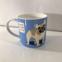 New Ulster Weavers Jack Russell Terrier Dog Bone China Gift Mug 340ml Coffee Cup