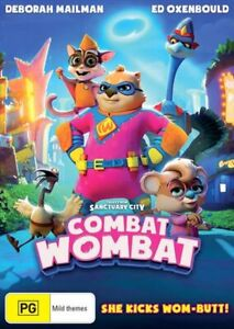 Combat Wombat DVD
