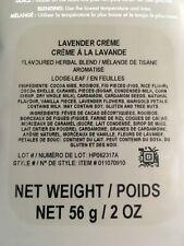 Teavana 2 oz F.S Bag  Lavender Creme Tea Herbal /Rooibos Blend
