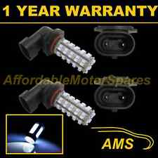 2X H10 WHITE 60 LED FRONT FOG SPOT LAMP LIGHT BULBS HIGH POWER XENON FF500601