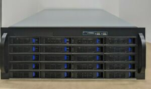 NORCO RPC-4220 4U Rackmount Server Chassis w/ 20 Hot-Swappable SATA/SAS 6G Drive