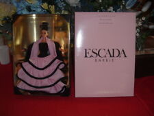 Barbie Escada, Wholesale Lot of 4 Dolls, New, Mint, Nrf Shipping Case