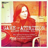 Huw Watkins - Sierra: Game Of Attrition 2 [Jac van Steen, Huw [CD]