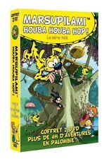 Marsupilami : Cache-cache en Palombie + L'aventurier Coffret 2 DVD NEUF Cello