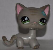 LPS toy 483 Littlest Pet Shop short hair cat cute KITTY for little girl