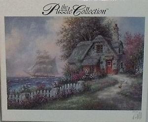 Puzzle Collection PASSING VOYAGERS 750 Pcs Dennis Patrick Lewan NEW Unopened