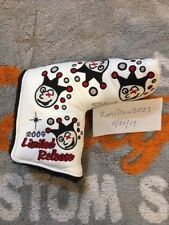 Scotty Cameron Original Jackpot Johnny Putter Head Cover!! The First JJ Cover!!!
