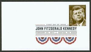 #5175 John F Kennedy, Digital Color FDC ANY 5=