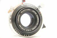Exc++ CONGO COMMERCIAL-CONGO 150mm f/6.3 Large Format Lens w/COPAL No 0.0 #1666
