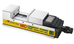 SAFEWAY Präzisionsschraubstock mechanisch 100 mm Breite CNC Fräse Fräsmaschine