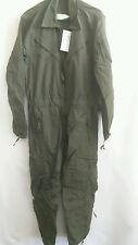 Army Overall Combat Coverall Mens Work Suit Olive OD size Small Regular
