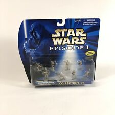 Star War Episode I Micro Machines Collection VI Battle Droids Hasbro Collector