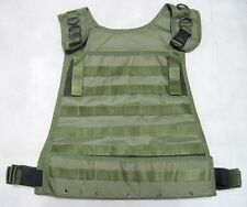New  LBV FSBE Vest OD Green--Airsoft