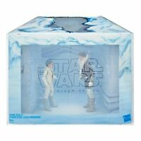 Star Wars The Black Series Han Solo and Princess Leia Organa Exclusive Pack Hoth