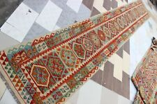 789...Best Quality Hand Woven Lamb Wool Kilim..Size ..580 .x 83..CM