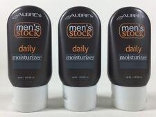 (3X) Aubrey Men's Stock Daily Moisturizer 2 fl. oz. Each * Exp. 12/18 * Lot of 3