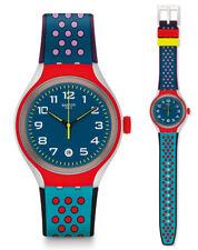 Swatch Orologio da polso Azulho Yes4017