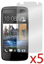 Hellfire Trading 5x Anti-Glare Matte Screen Protector Cover for HTC Desire 500