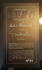 Bravi Lyric Opera of Chicago Rare Signed Numbered Collector's Edition 86/300