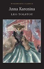 Anna Karenina (Wordsworth Classics) by Leo Tolstoy New Paperback Book