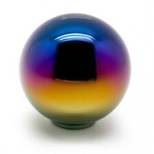 BLOX Racing NEO Chrome 490 Spherical Shift Knob 10x1.25mm Round Counterweight