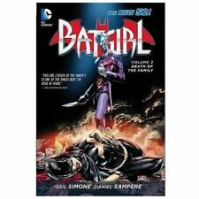 Death of the Family Vol. 3 by Gail Simone (2013) HC  Brand New  Retail $24.99