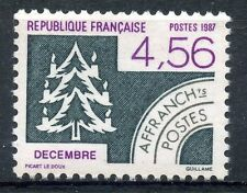 STAMP / TIMBRE FRANCE NEUF PREOBLITERE 197 ** LES MOIS DE L'ANNEE / DECEMBRE