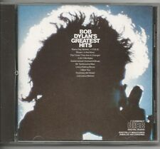 BOB DYLAN ~ GREATEST HITS 1967 CBS (1984 REISSUE ) CK 9463 CD